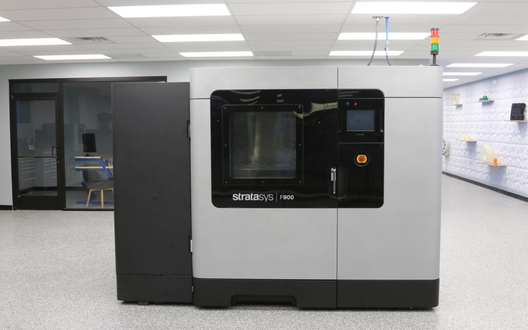 First Months of a Stratasys F900